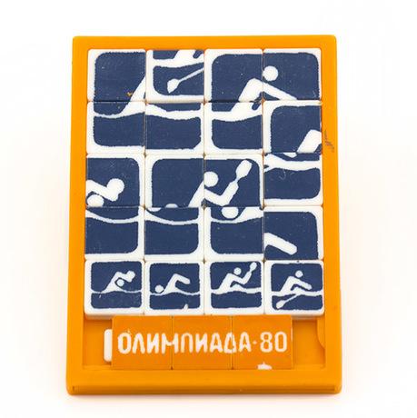 Пятнашки Олимпиада-1980