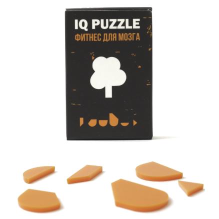 IQ Puzzle Дерево | АйКью Пазл