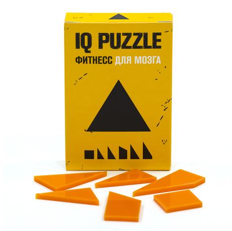 IQ Puzzle Равносторонний Треугольник | АйКью Пазл