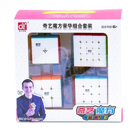 Набор MoFangGe Qi 2x2-5x5 | МоФангГе Подарочный Комплект