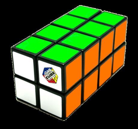 Rubik's Tower 2x2x4   Башня Рубика кубик 2 на 2 на 4