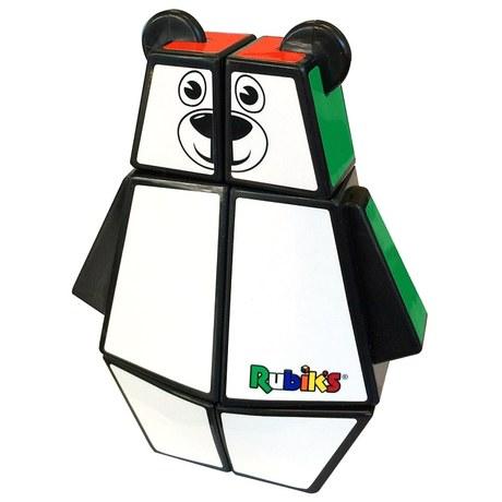 Мишка 1x2x3 (Rubik's) | Детский кубик Рубика