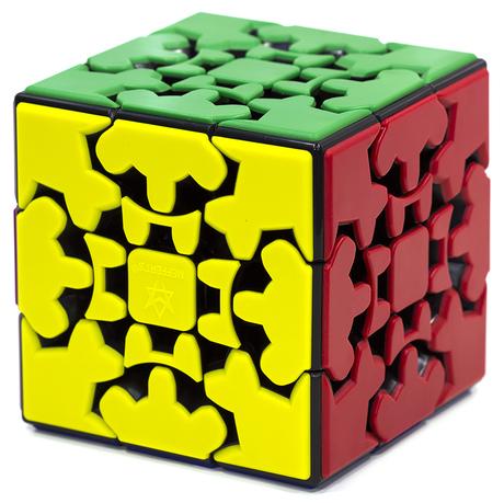 Meffert's Gear Cube XXL | Шестеренчатый кубик