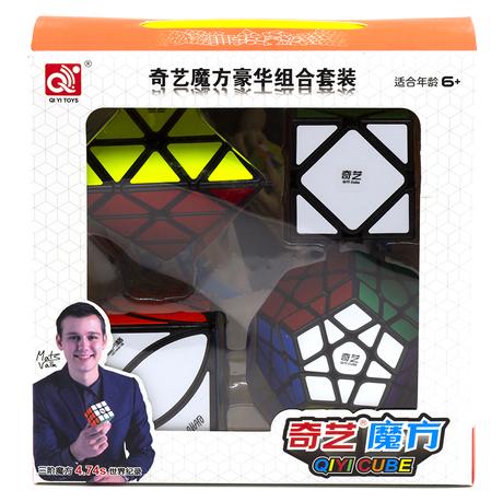 Набор MoFangGe Non-Cubic Gift Box Black | Набор МофангГе