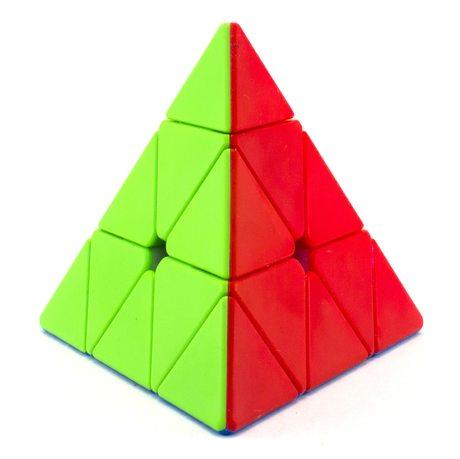 MoFangge QiMing Pyraminx   МоФангГе ЧиМинг Пираминкс