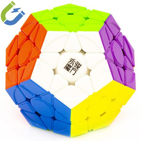 YJ YuHu Megaminx V2 Magnetic