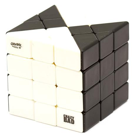 Calvin's Puzzle CrazyBad 4x4 Fisher B&W