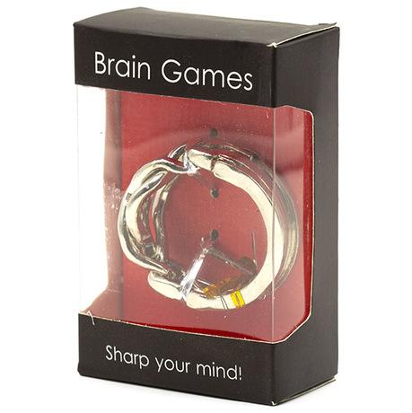 Brain Games Metal Bracelet