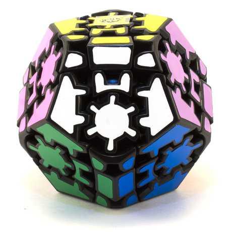LanLan Gear Megaminx   ЛанЛан Шестеренчатый Мегаминкс
