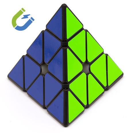 MoFangGe X-Man Bell Pyraminx V2 Magnetic