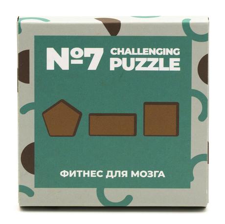 IQ Puzzle Challenging №7 | Ай Кью Пазл Вызов