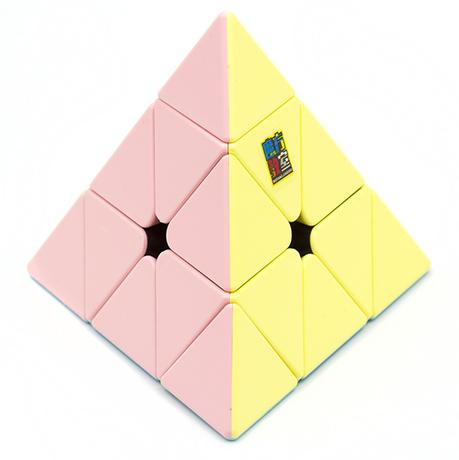 MoYu MFJS Meilong Pyraminx Macaron
