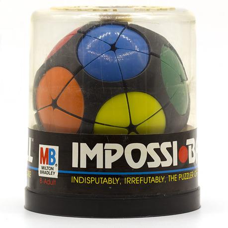 Milton&Bradley Impossi-Ball