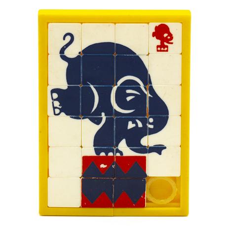 Пятнашки Слон
