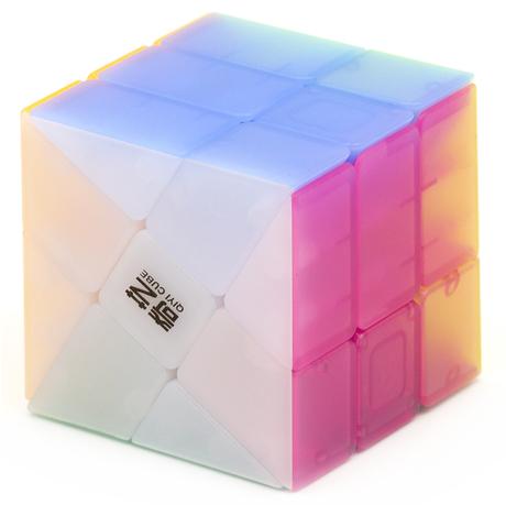 MoFangGe Windmill Cube Jelly   МоФангГе Виндмил Джелли