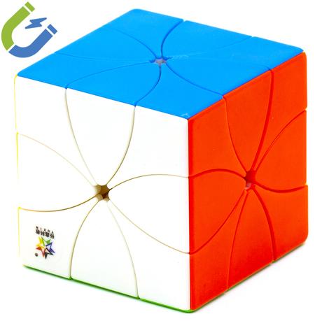 YuXin 8 Petals Cube Magnetic | Юксин 8 Лепестков Магнетик