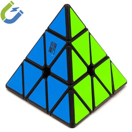 YJ YuLong Pyraminx V2 Magnetic | УайДжей Юлонг Пираминкс В2 Магнетик