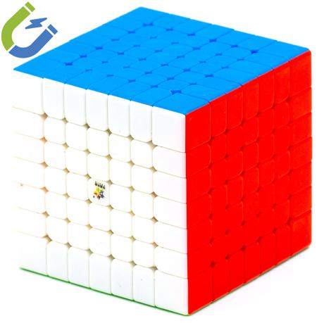 YuXin 7x7 Little Magic Magnetic   Юксин Литтл Мэджик Магнетик