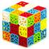 MoFangGe 3x3 DNA Cube   МоФангГе ДНК Куб