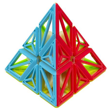 MoFangGe DNA Pyraminx   МоФангГе ДНК Пираминкс