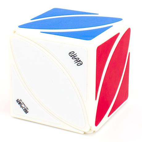 MoFangGe Ivy Cube | Maple Leaf | МофангГе Иви Куб | Кленовый лист