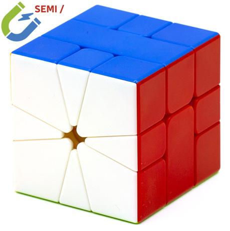 MoFangGe X-Man Volt Square-1 V2 Semi Magnetic   МоФангГе ИксМэн Вольт Скваер В2 Семи Магнетик