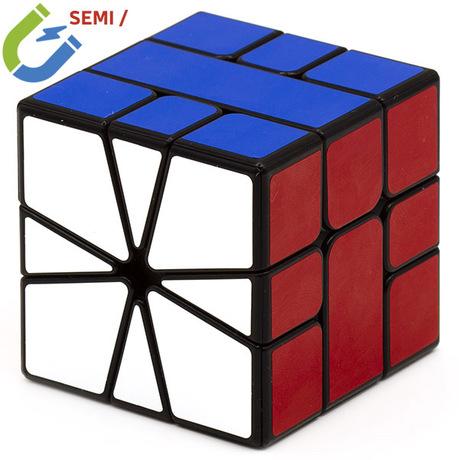 MoFangGe X-Man Volt Square-1 V2 Semi Magnetic | МоФангГе ИксМэн Вольт Скваер В2 Семи Магнетик