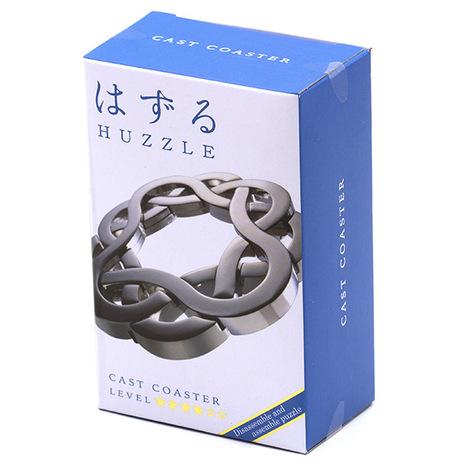 Huzzle Cast Coaster | Головоломка Каст Коастер