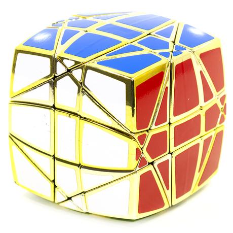 Calvin's Puzzle Tony & Traiphum Pillowed Hexaminx   Кальвинс Пазл Гексаминкс