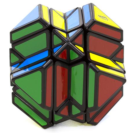 Calvin's Puzzle Troy Truncated 3D-Star | Кальвин Пазл Трой Усеченная 3Д Звезда