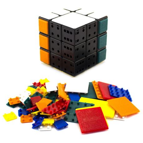Набор CubeTwist Big Block + Bandage Kit | Кубтвист Бандаж