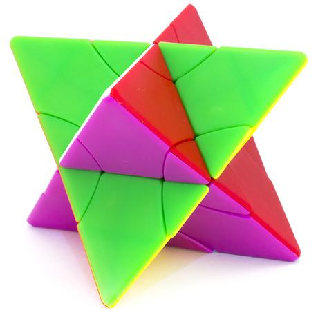 LimCube 2x2 Transform Pyraminx - Pyrastar | ЛимКуб Трансформ Пирастар