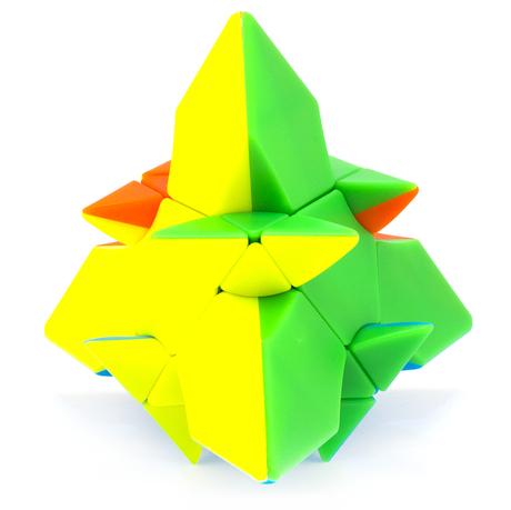 LimCube 2x2 Transform Pyraminx - Pyramorphix | ЛимКуб Трансформ Пираморфикс