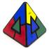 Meffert's Pyraminx Duo | Меффертс Пираминкс Дуо