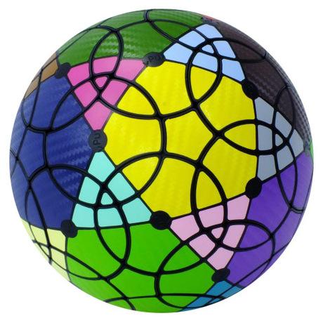 VeryPuzzle Rhombic Triacontahedron V1.0   ВериПазл Ромбик Триаконтаэдр