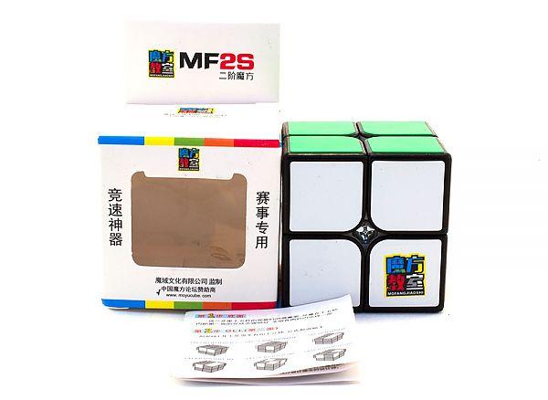 Moyu MoFangJiaoShi MF2S 2x2 | Cubing Classroom Мою 2 на 2