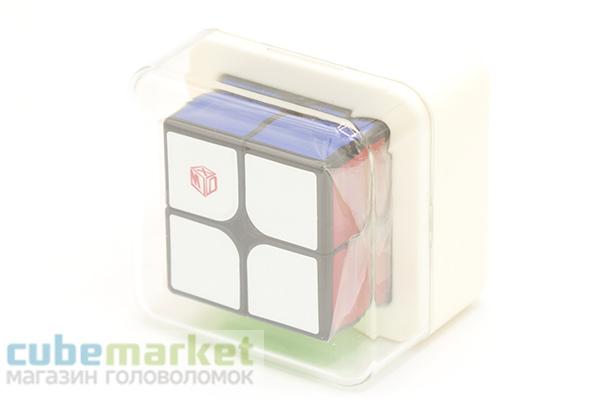 QiYi MoFangGe X-Man Design Flare 2x2 Magnetic