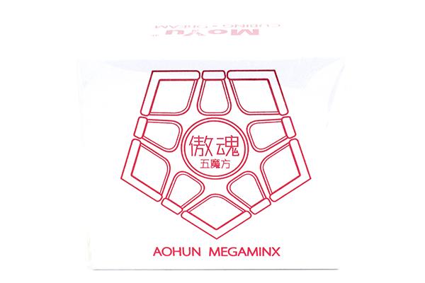 MoYu AoHun Megaminx | Мою АоХун Мегаминкс