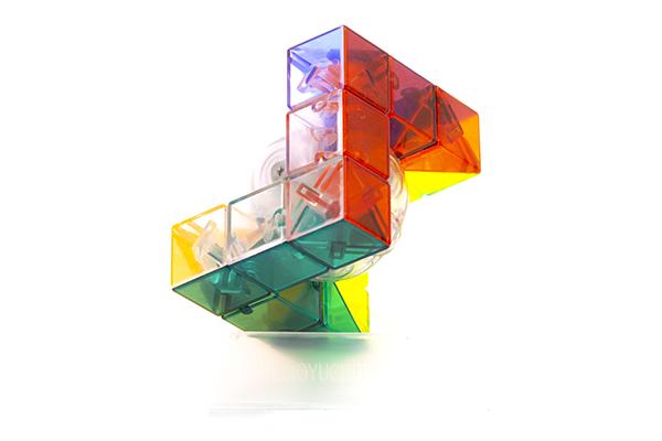 MoYu Geo Cube A, B, C | Мою Гео Куб