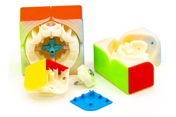 MoYu 2x2 YuPo Magnetic | МоЮ 2 на 2 Юпо Магнетик