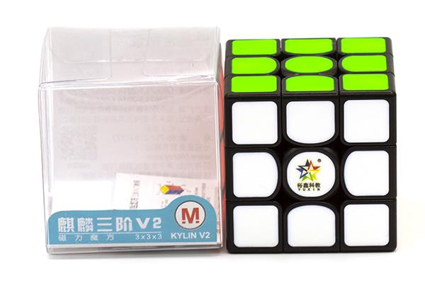 YuXin 3x3 Kylin V2 Magnetic | Юксин Килин В2 Магнетик