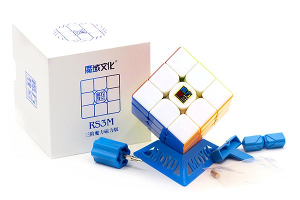 MoYu MoFangJiaoShi 3x3 MF3RS3 Magnetic | МоЮ МоФангДжиаоШи МФ3РС3 Магнетик