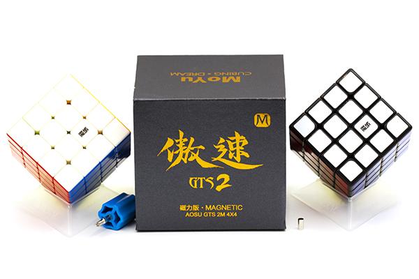 MoYu 4x4 AoSu GTS V2 Magnetic   Мою АоСу ГТС В2 Магнетик
