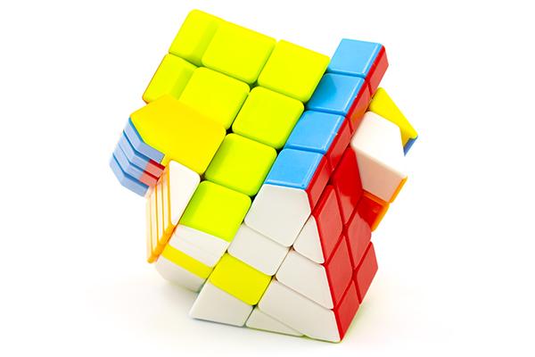 FanXin 4x4 Windmill Cube   ФанКсин 4 на 4 Мельница
