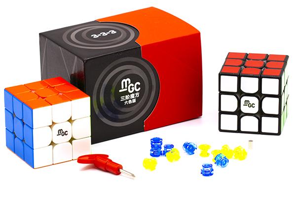 YJ MGC V2 Magnetic 3x3 | МГС В2 Магнетик 3 на 3