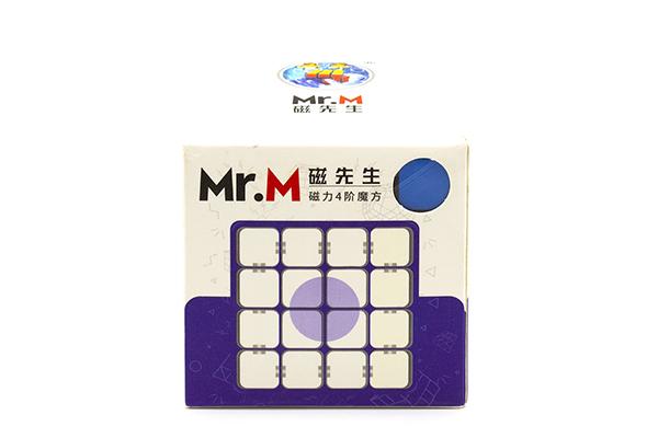 ShengShou 4x4 Mr. M (Magnetic) | ШенгШоу 4 на 4 Мистер М