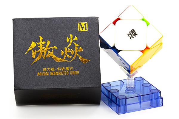MoYu AoYan Skewb Magnetic | МоЮ АоЯн Скьюб Магнетик