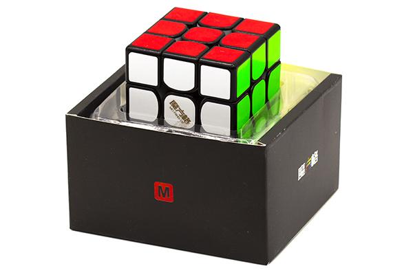MoFangGe 3x3 Thunderclap V3 Magnetic | МоФангГе 3 на 3 Тандерклэп В3 Магнетик