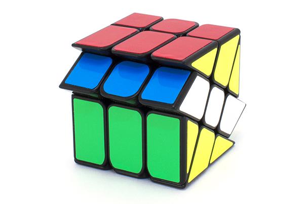 YJ FengHuoLun 3x3 v2   мою фенгхуолун 3 на 3 в2