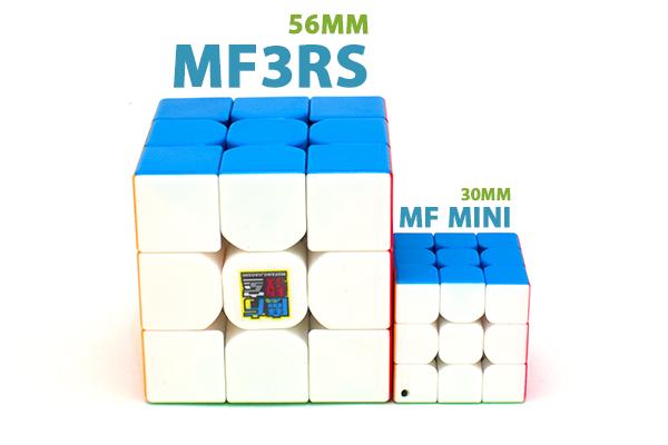 Брелок MoYu MoFangJiaoShi mini 30 mm | Мою Cubing Classroom мини